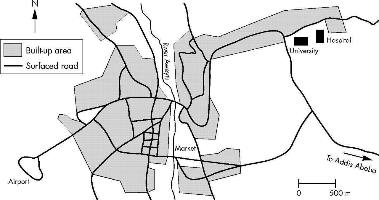 Proximity of the home to roads and the risk of wheeze in