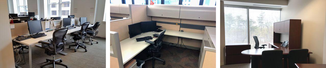 Office Workstation Designs Orange Office Interior Design Decoration ...