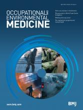 Occupational and Environmental Medicine: 73 (4)