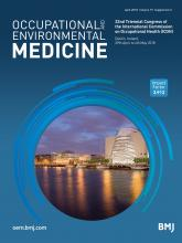 Occupational and Environmental Medicine: 75 (Suppl 2)